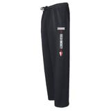Linganore Lancers FH Open-Bottom Sweatpants, Black