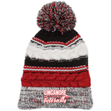 Linganore Lancers FH Pom Beanie