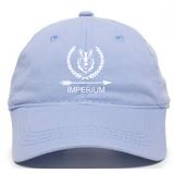 Imperium Adjustable Hat, Light Blue
