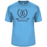 Imperium Performance Tee, Carolina Blue