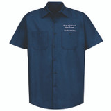 Harford Technical High School Work Shirt for Welding
