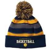 Perryville MS Basketball Pom Beanie