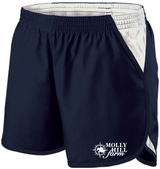 Molly Hill Farm Ladies-Cut Gym Short