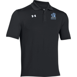 HFG Wrestling UA Team Polo, Black