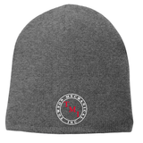 TMI Fleece-Lined Beanie, Gray