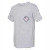 TMI Pocketed Tee, Gray