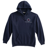 TMI Hooded Sweatshirt, Navy