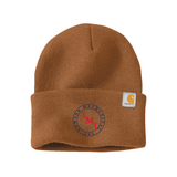 TMI Carhartt Watch Cap, Brown