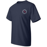 TMI Non-Pocketed Tee, Navy