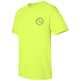 TMI Non-Pocketed Tee, Safety Green