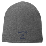 Perryville MS Fleece-Lined Beanie, Gray