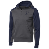 Perryville MS 1/4-Zip Performance Fleece Hoodie