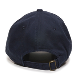 Perryville MS Adjustable Twill Hat, Navy