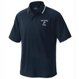 Perryville MS Performance Polo, Navy/White
