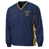 Perryville MS V-Neck Windshirt