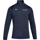 Mavericks Wrestling UA Hustle 1/4-Zip Pullover Sweatshirt