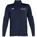 Mavericks Wrestling UA Rival Knit Warm-Up Jacket
