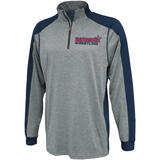 Mavericks Wrestling Lightweight Colorblock 1/4-Zip Pullover