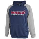 Mavericks Wrestling Performance Fleece Hoodie