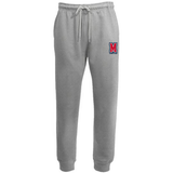 Mavericks Wrestling Jogger Sweatpants, Gray