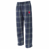 Mavericks Wrestling Flannel Pant
