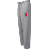 Mavericks Wrestling Sweatpants, Gray