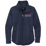 Mavericks Wrestling Ladies-Cut Full-Zip Fleece