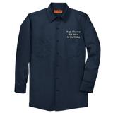 Harford Technical HS Long-Sleeve Work Shirt for Welding