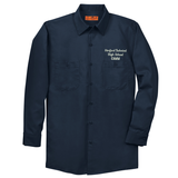 Harford Technical HS Long-Sleeve Work Shirt for CAMM