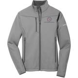 TMI Eddie Bauer® Weather-Resist Soft Shell Jacket, Gray