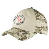 TMI Adjustable Sand Digi Camo Hat