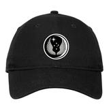 818 MSAS Adjustable Twill Hat, Black