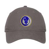 818 MSAS Adjustable Twill Hat, Graphite