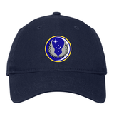 818 MSAS Adjustable Twill Hat, Navy