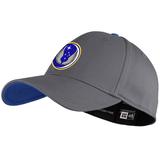 818 MSAS FlexFit Hat, Graphite/Royal