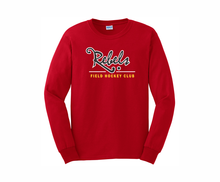 Rebels FH Cotton Tee, Red