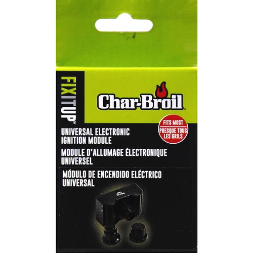 Char-Broil Electronic Ignition Kit Universal Grill Spark Module Fit Part Replacement WLM8 78636