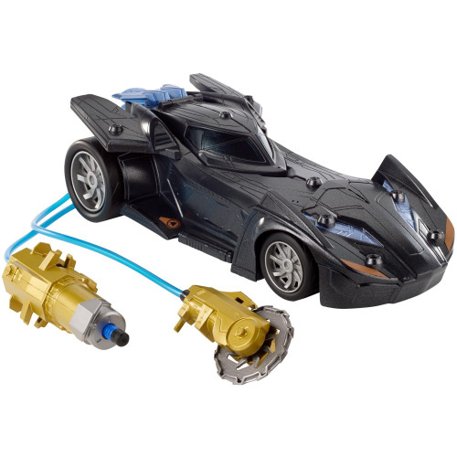 DC Comics Batman Missions Air Power Cannon Attack Batmobile Vehicle Toy Kids Collectible WLM8 66975