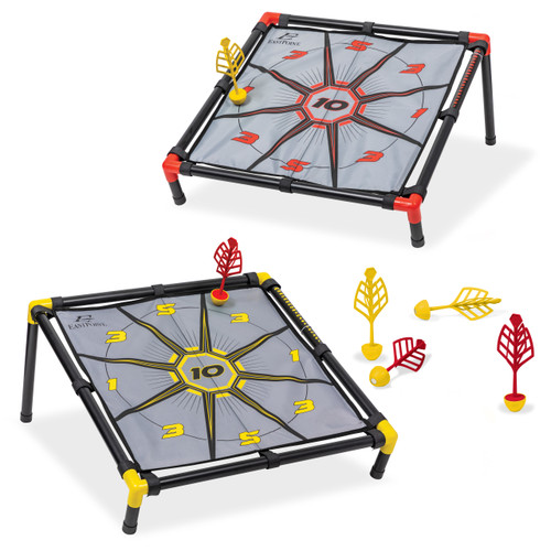 EastPoint Sports Magnetic Dart Board Lawn Set Portable Outdoor Tailgate Yard Game Party WLM8 01312