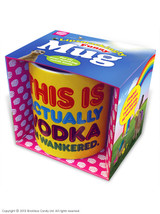 4 Pack Of Freshly Squeezed Rude Boxed Mugs