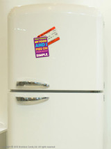Touch My Food Fridge Magnet