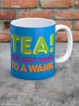 Tea! Wank Boxed Mug