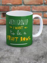 Grow Up Fruit Bowl Boxed Mug