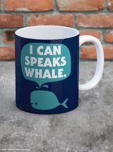 I Can Speaks Whale Boxed Mug