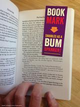 Bum Spanker Magnetic Bookmark