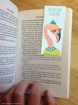Beak A Good Book Magnetic Bookmark