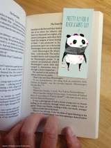 Pretty Fly Magnetic Bookmark