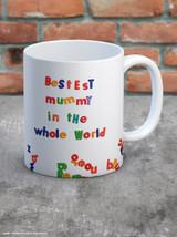 Bestest Mummy Boxed Mug
