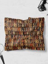 Typetastic Gift Wrap