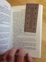 Biscuit Magnetic Bookmark